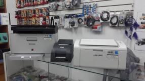 Servicio de mantenimiento y reparación de impresoras
