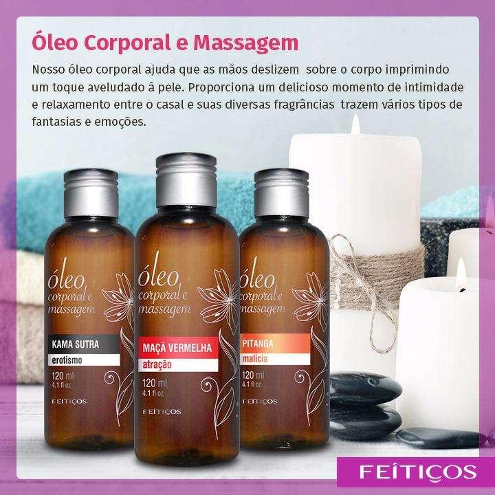 Aceite corporal para masaje relajante - 0