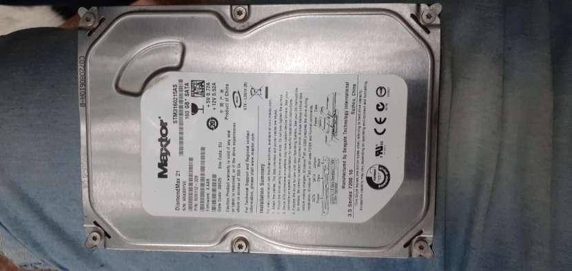 Disco duro de 160Gb - 0