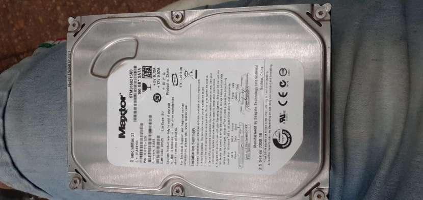Disco duro de 160Gb - 2