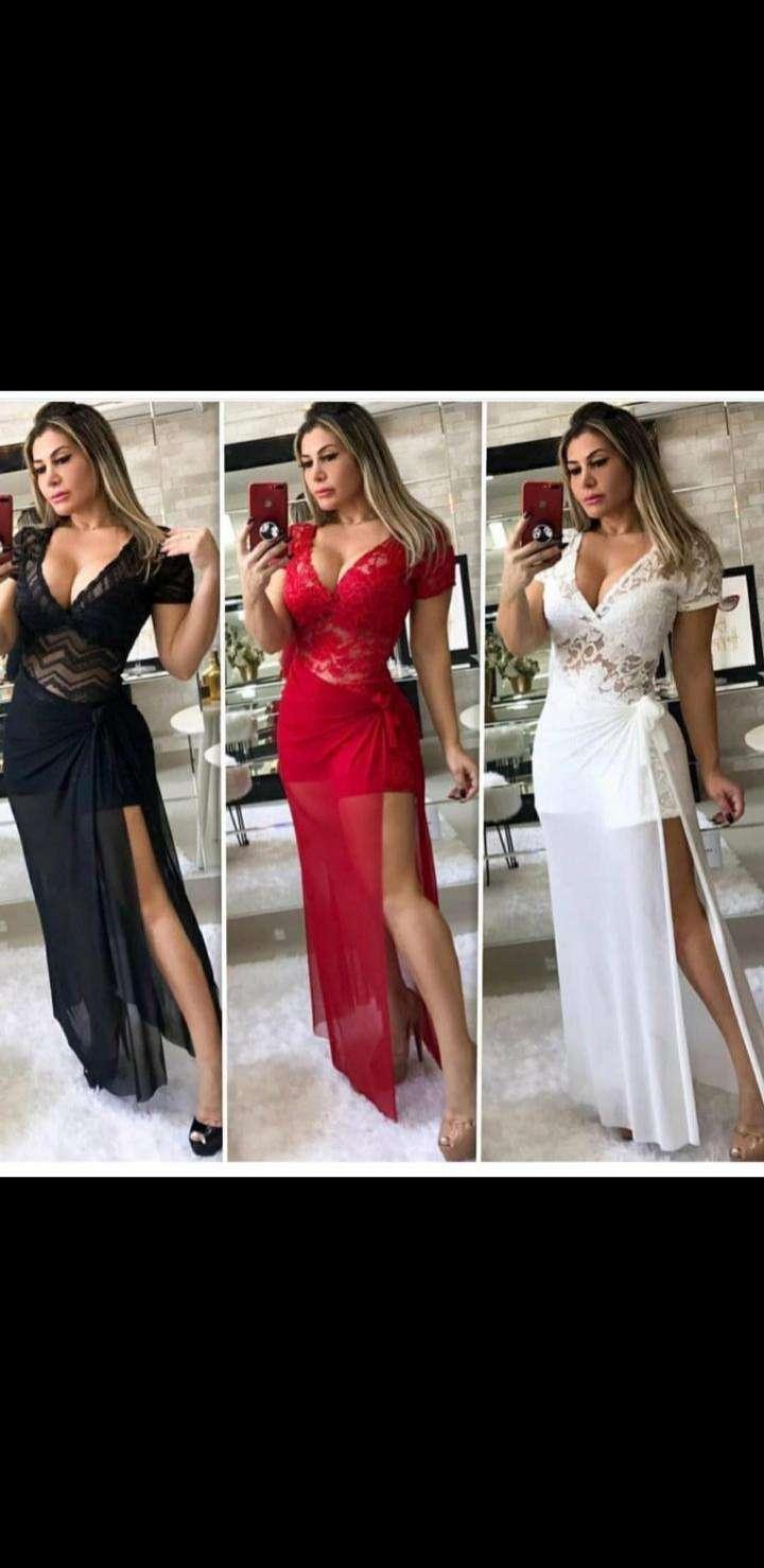 vestidos modelos varios - 3