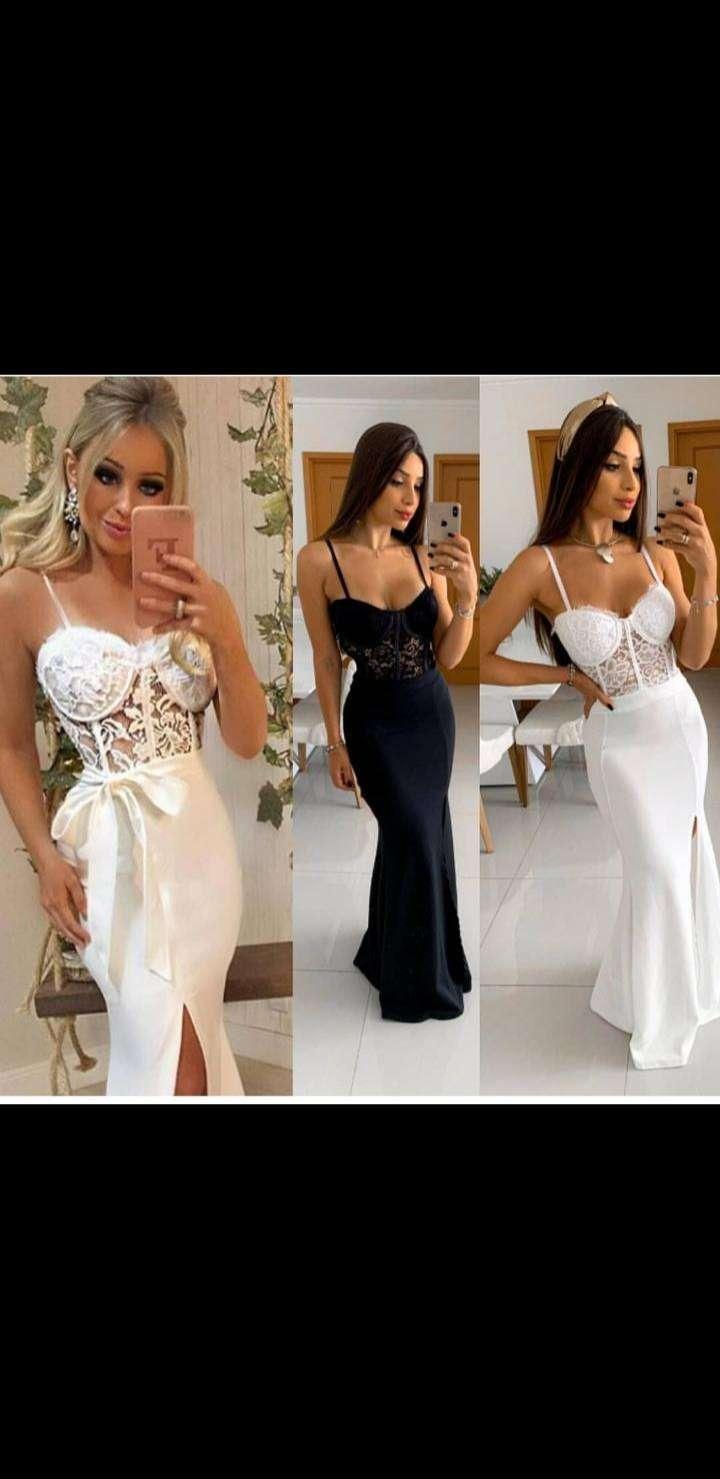 vestidos modelos varios - 4