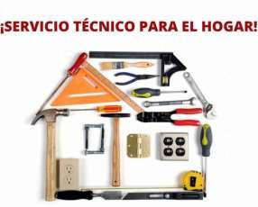 Servicio técnico para el hogar
