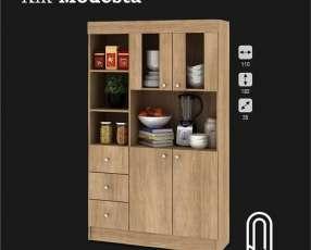 Kit de cocina rustico