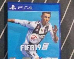 Juego Fifa 19 para PlayStation 4
