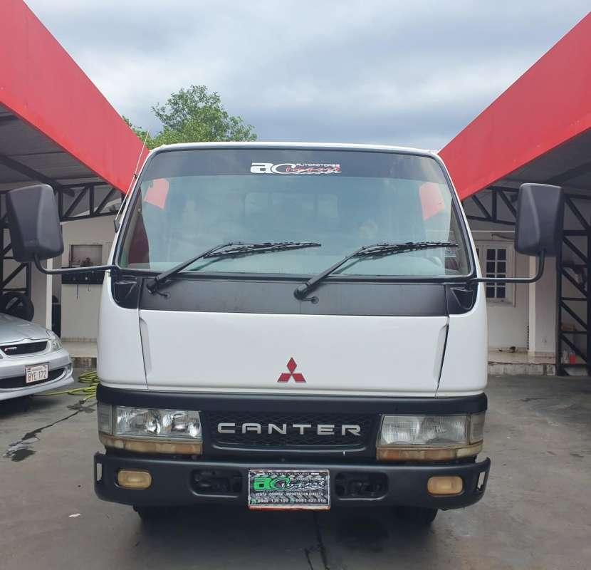 Mitsubishi Canter 2001 - 0