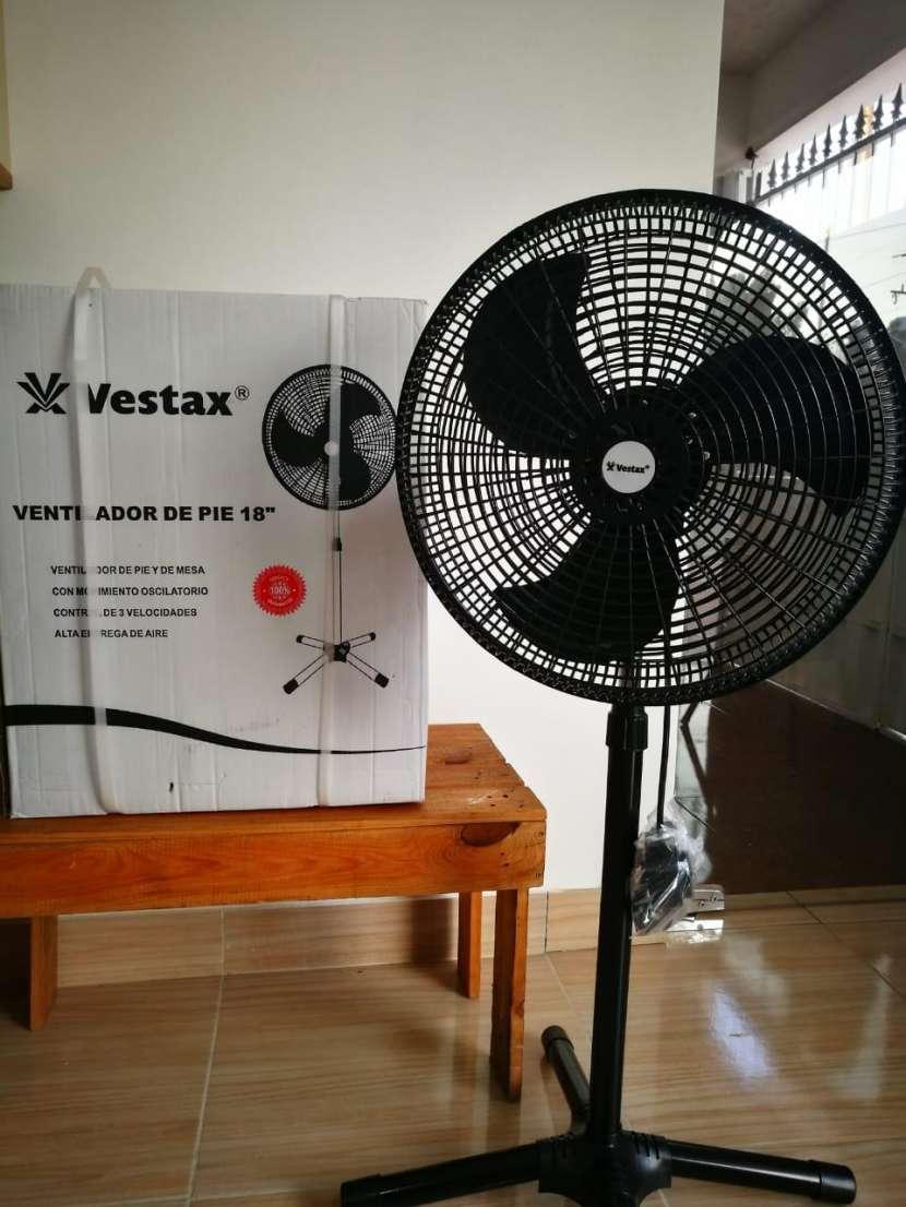 Ventilador de Pie Vestax - 0
