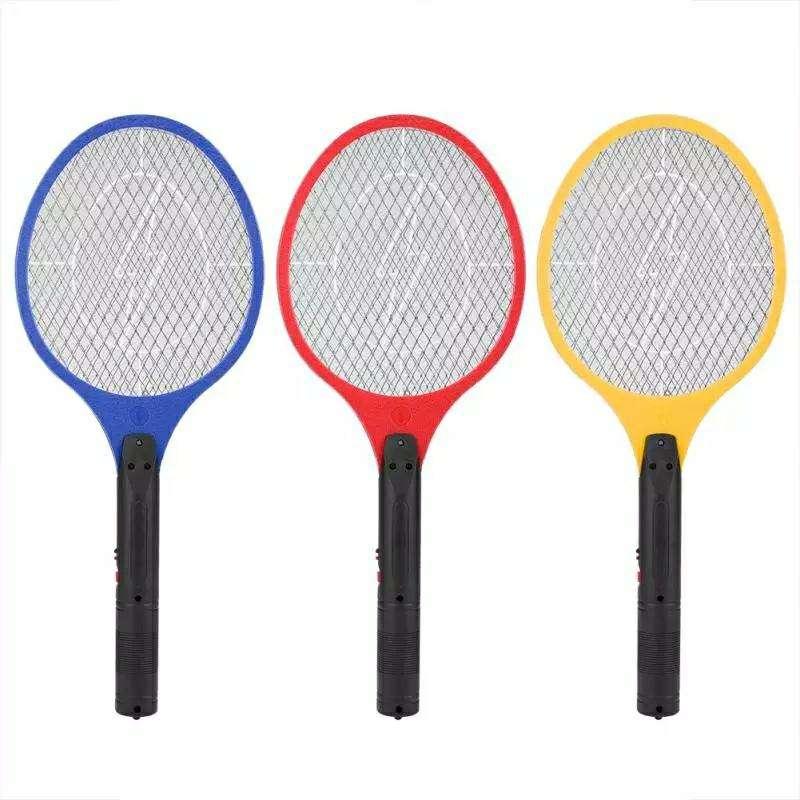 Raqueta eléctrica mata mosquito - 0