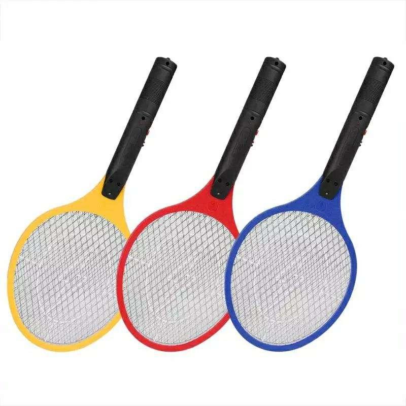 Raqueta eléctrica mata mosquito - 1