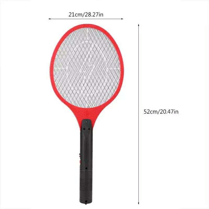 Raqueta eléctrica mata mosquito - 4