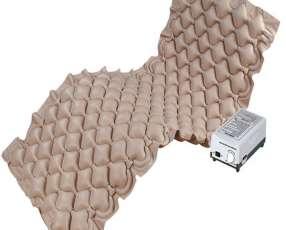 Colchón de aire con compresor anti escaras