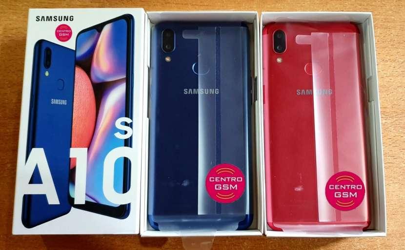 Samsung Galaxy A10s de 32 gb nuevos - 0