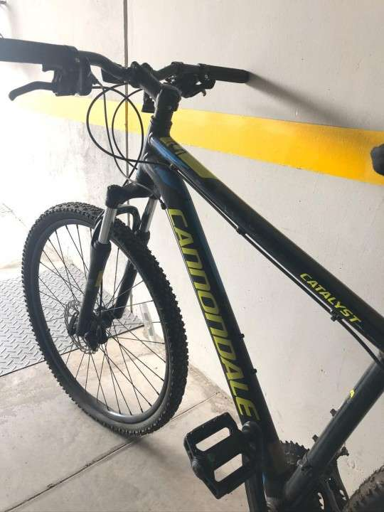 Bicicleta Cannondale - 3