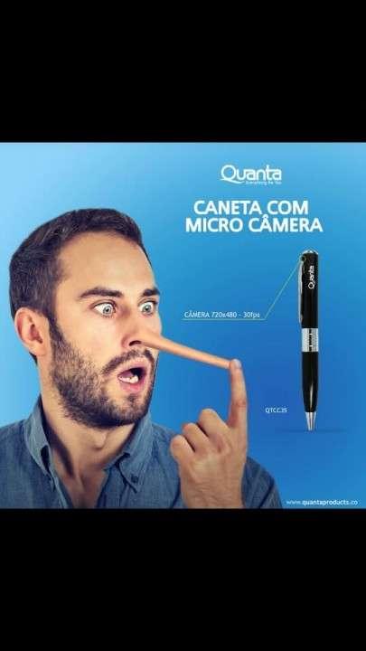 Bolígrafo cámara oculta Quanta - 1