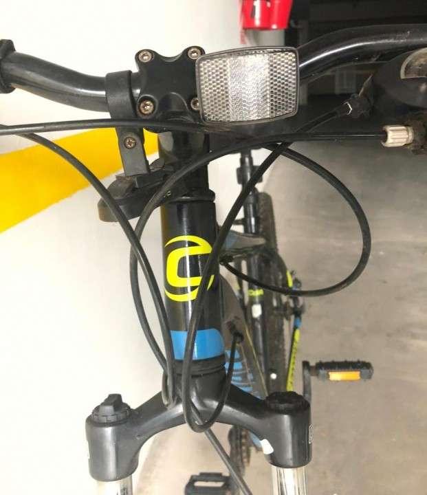Bicicleta Cannondale - 5
