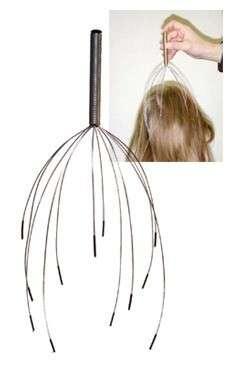 Masajeador - fortalecedor de cuero cabelludo - 0