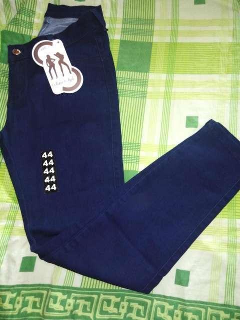 Jeans para dama talle 44 y 46 - 1