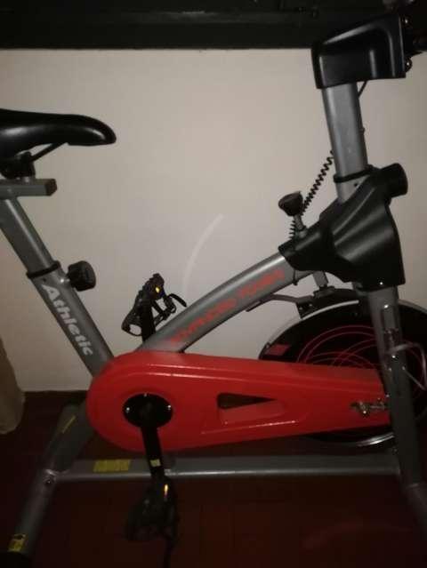 Bicicleta estática Athletic 700BS - 1