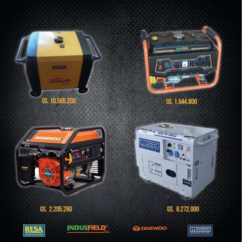 Generadores de electricidad - 0