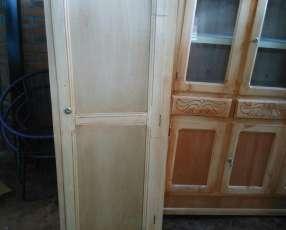 Ropero de una puerta