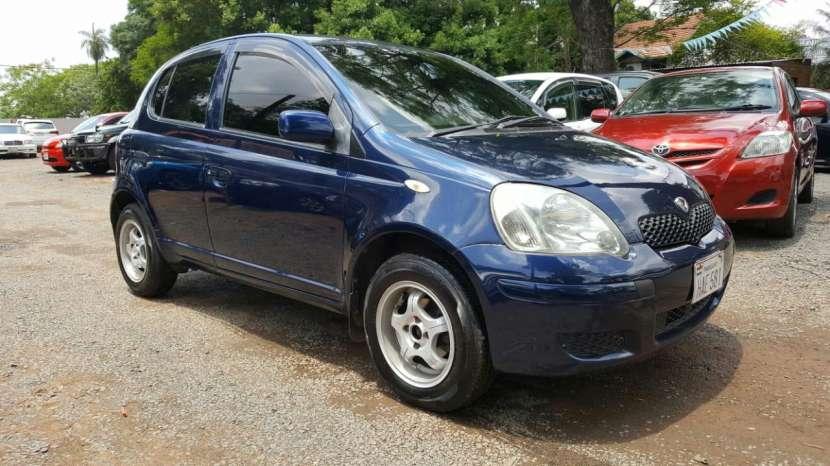 Toyota Vitz 2003 - 0