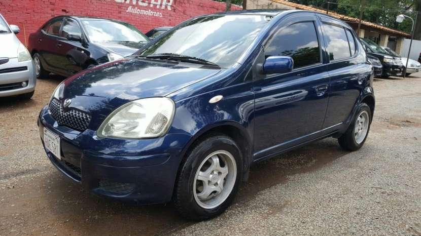 Toyota Vitz 2003 - 1
