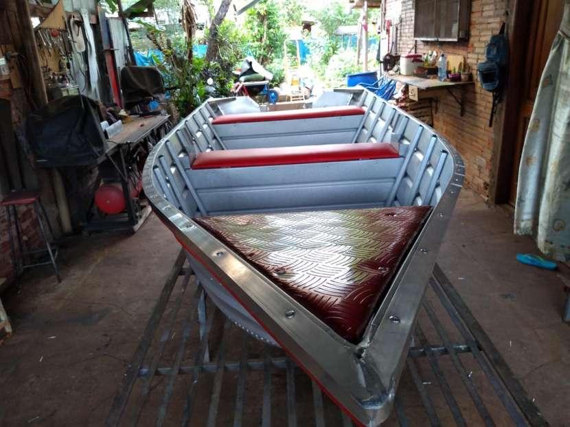 Bote de chapa zinc - 2
