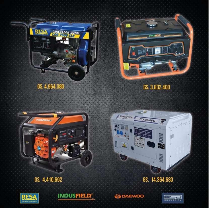 Generadores de electricidad - 2