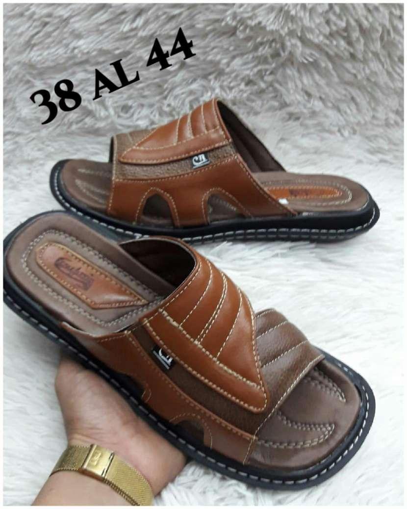 Zapatillas de cuero - 2