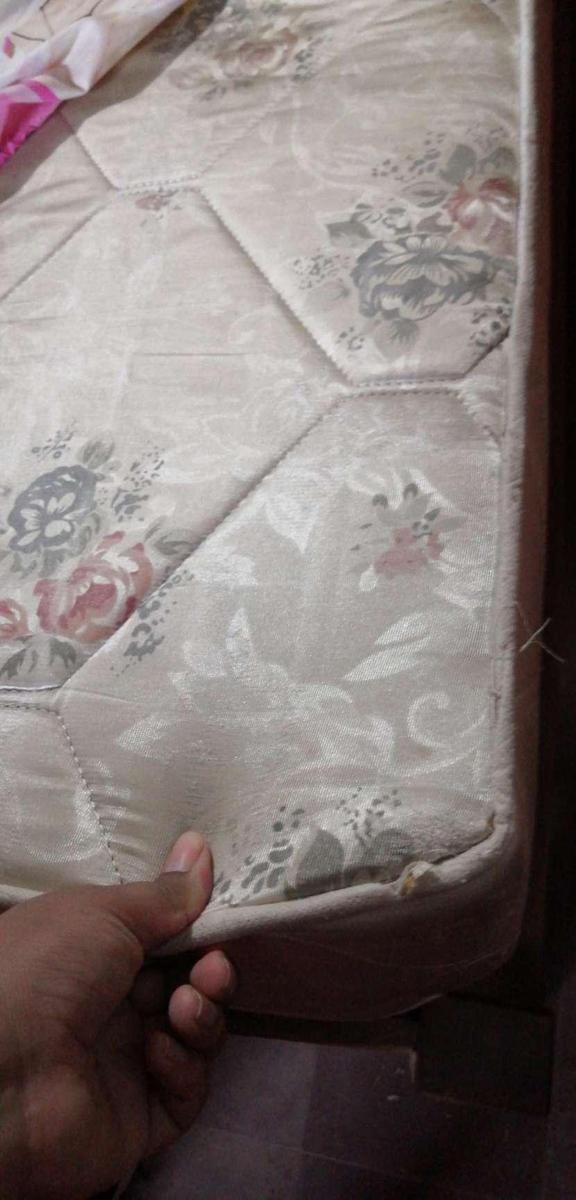Cama más colchón - 2