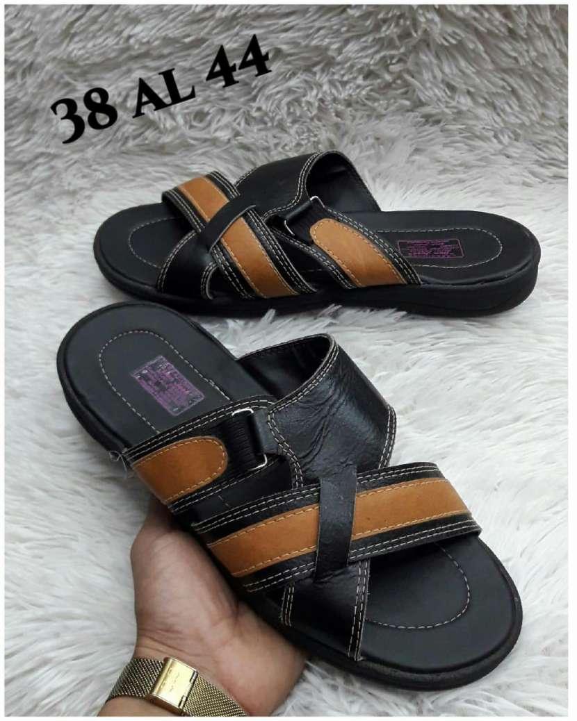 Zapatillas de cuero - 3