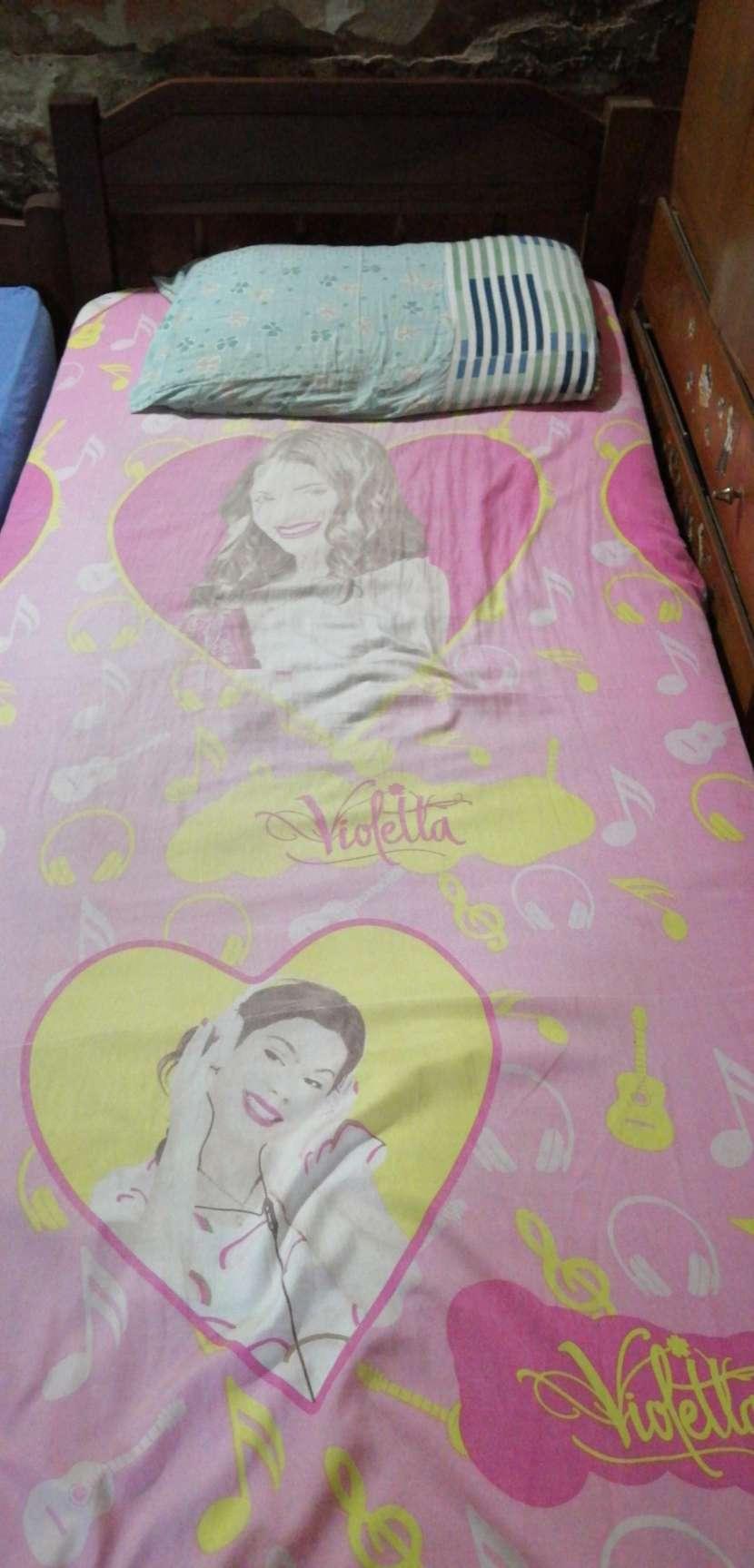 Cama más colchón - 3
