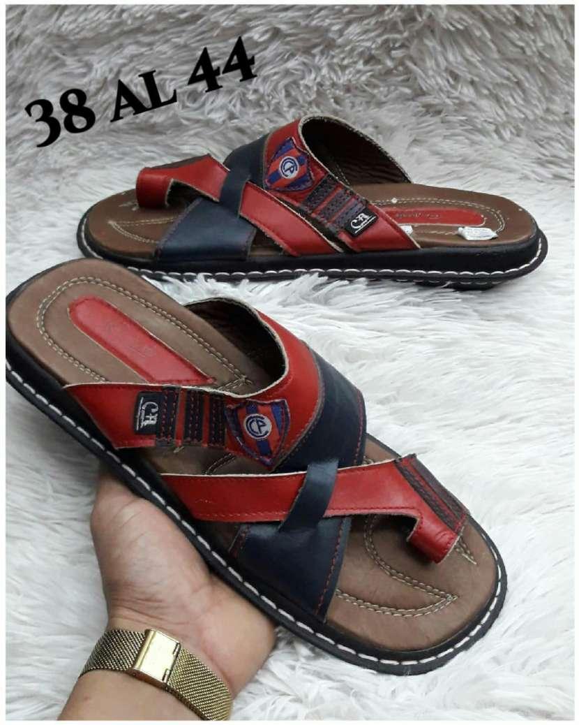 Zapatillas de cuero - 4