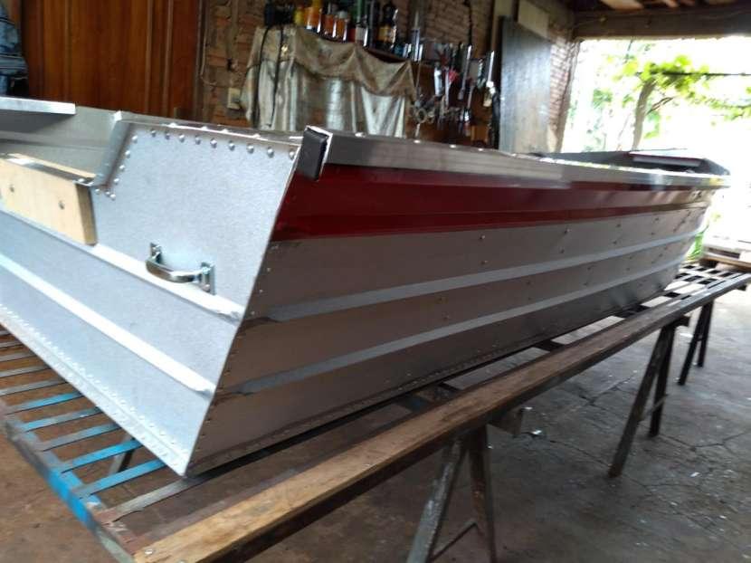 Bote de chapa zinc - 5
