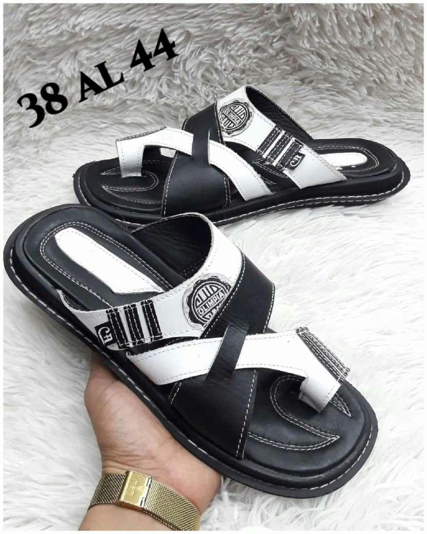 Zapatillas de cuero - 5