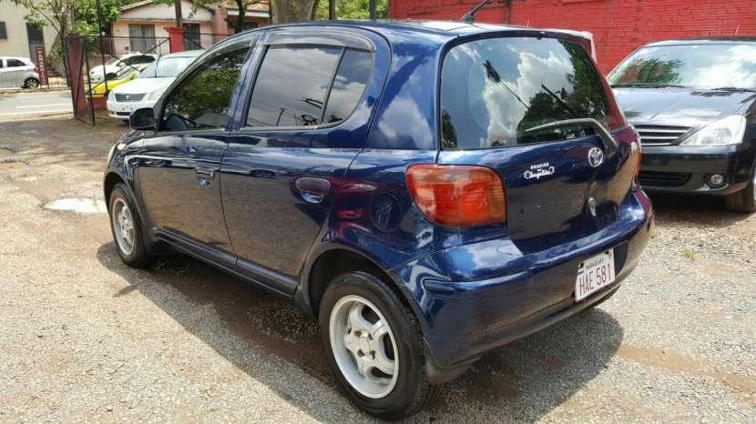 Toyota Vitz 2003 - 6