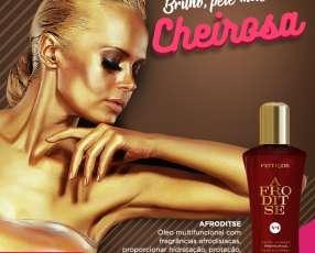 Aceite corporal Afrodisíaco