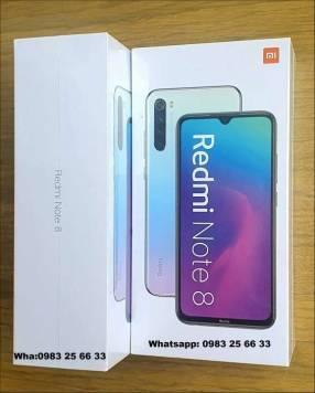 Redmi Note 8 PRO 6 gb RAM y 64 gb nuevos