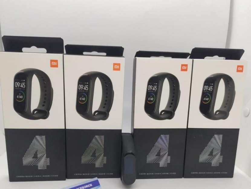 Xiaomi mi band 4 - 1