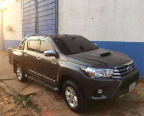 Toyota Hilux 2017 4x4 Limited