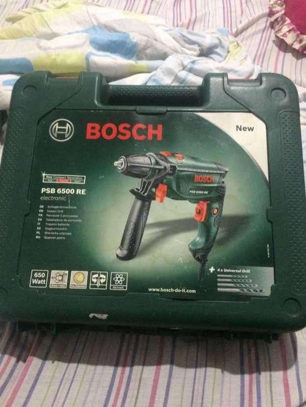 Taladro Bosch PSB 6500 RE - 0