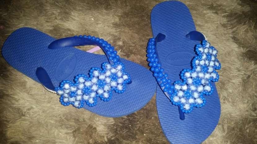 Zapatillas decoradas - 3