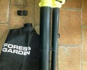 Soplo aspirador eléctrico marca forest garden