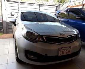 Kia Rio Sedan 2014