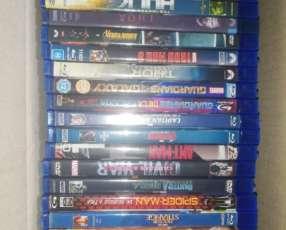 Películas Bluray Marvel