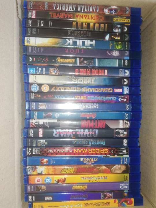 Películas Bluray Marvel - 0