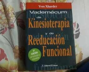 Libro de kinesiología y fisioterapia