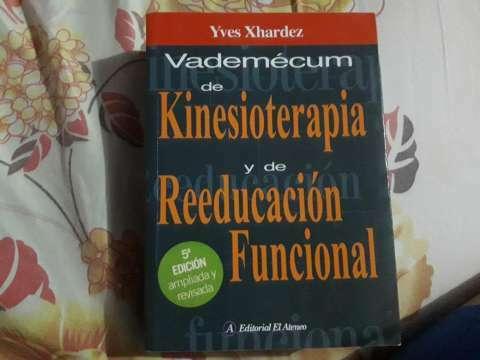 Libro de kinesiología y fisioterapia - 0