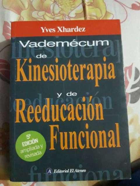 Libro de kinesiología y fisioterapia - 1