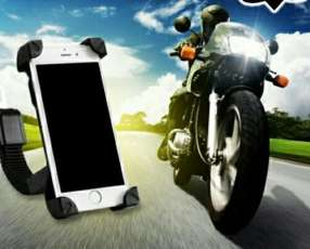 Soporte para Celular para Motos y Bicicletas